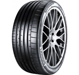 Pneumatiky - Continental 235/40 R18 SportContact 6 95Y XL